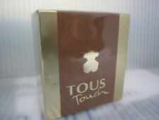 TOUS TOUCH WOMEN 1.7 FL oz / 50 ML Eau De Toilette Spray Sealed Box