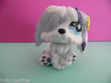 petshop chien bobtail / sheepdog dog N° 466
