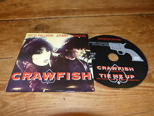 Johnny Thunders & Patti Palladin ‎– Crawfish / Tie Me Up  !!!RARE PROMO CD!!