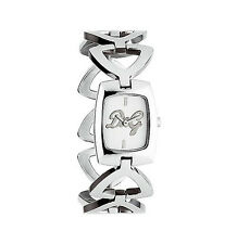 NEW DOLCE AND GABBANA SILVER BRACELET LADIES WATCH DW0111