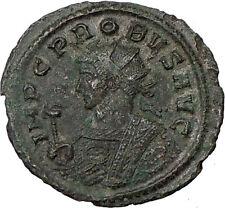 Probus 281AD Ancient Authentic Roman Coin Security Securitas Cult Rare  i19810