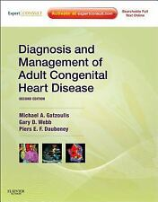 Diagnosis and Management of Adult Congenital Heart Disease: Expert Consult - Onl