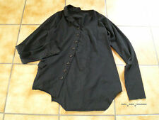 Rundholz black Label,Langarm-Shirt/Tunika,asym.,Gr.XL,neu,Lagenlook Traumteil.