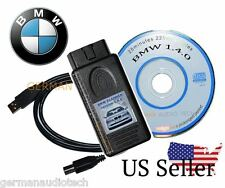 BMW DIAGNOSTIC CODE READER SCANNER 1.4.0 E36 E46 E39 E38 E53 M3 X3 Z3 PA SOFT