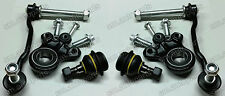 Suspension Upper & Lower Ball Joints & Drop Links Kit Citroen C5 C6 Peugeot 407