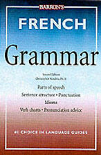 Kendris, Christopher French Grammar (Barron's Grammar Series) Very Good Book