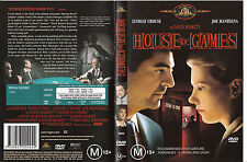 House of Games-1987-lindsay Crouse-Movie-DVD