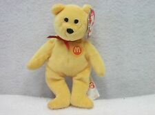 2004 Golden Arches the Bear - Teenie Beanie, Boys & Girls, McDonald's, TY