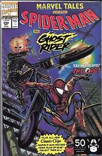 MARVEL TALES STARRING SPIDER-MAN #254 (FN/VF) GHOST RIDER, COPPER AGE