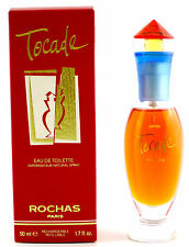 (GRUNDPREIS 199,80€/100ML) ROCHAS TOCADE WOMAN 50ML EAU DE TOILETTE ALTE VERSION