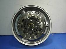 1999 Triumph Speed Triple front wheel with brake rotors     D790