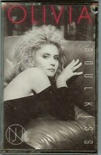 Olivia Newton John  - Soul Kiss - Cassette Tape - NEW - SEALED