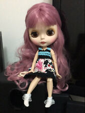 "12"" Neo Blythe Doll Matte Face from Factory Joint Body Nude Doll JSW73010-3"