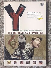 Y The Last Man Book 1 TPB, Graphic Novel