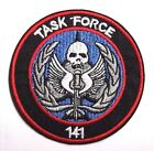"""CALL OF DUTY 141 Task Force Color Logo 3"""" Embroidered Patch- FREE S&H(CDPA02-Sm)"""