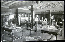 SAN FRANCISCO CA~1900's S. & G. GUMP COMPANY ~ FURNITURE ~ Upstairs Show Room