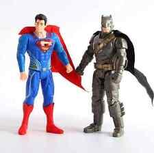 2pcs Batman v Superman Dawn of Justice Action Figure Set Kids gift Toys Figures