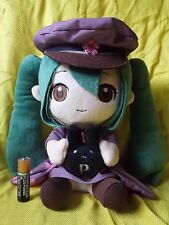 "MIKU HATSUNE VOCALOID SENBONZAKURA SOFT TOY FIGURE  9""  23cm TAITO / UK DESPATCH"