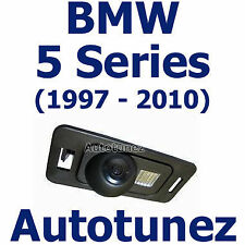 Car Reversing Rear View Parking Camera For BMW 5 Series E39 E60 Year 1997 - 2010