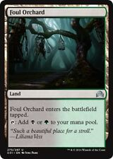 4 x Foul Orchard - Shadows over Innistrad - Uncommon - Near Mint