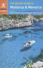 The Rough Guide to Mallorca & Menorca-ExLibrary