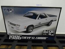 MCP  1/25  1986 Chevy El Camino Plastic Model Kit    MCP712