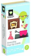 CRICUT *EVERYDAY POP-UP CARDS* CARTRIDGE *ALL OCCASIONS BABY BIRTHDAY...* NEW