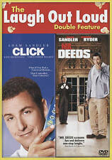 Click/Mr. Deeds (DVD, 2015, 2-Disc Set) NEW