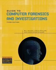 Guide to Computer Forensics and Investigations, 4th ed. by Bill Nelson, Amelia P