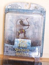 lotr aome Battle Scale Figures  MORIA ORC BOWMAN  VHTF MIP lord of  ring