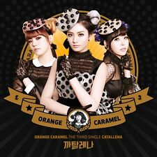 Orange Caramel - Catallena [3rd Single Album] Raina Lizzy Nana from After School