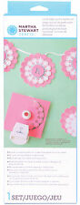 Circle Edge Punch Starter Set Scrapbooking Paper Crafting Martha Stewart Crafts