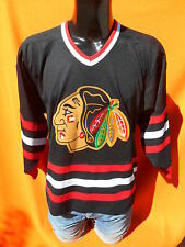CHICAGO BLACKHAWKS Jersey Maillot Camiseta Trikot Indians CCM Vintage NHL Hockey