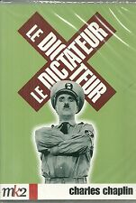 DVD - LE DICTATEUR avec CHARLES CHAPLIN CHARLOT / NEUF EMBALLE