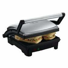 Russell Hobbs 17888 3 in 1 Panini, Grill and Griddle Cook with One Machine