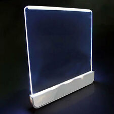 Car Travel Camping Dark Lamp LED Book Reading Night Vision Llight Panel Reader