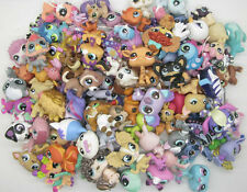 Lot 40pcs random Littlest Pet Shop 100% Original  Loose Figures E89D