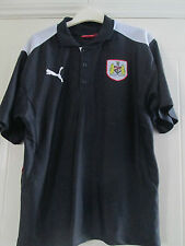 Bristol City Puma Football Polo Shirt  Size Small /40594