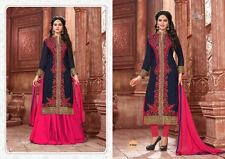 Pure georgette,bottom shantoon,dupatta nazmin unstitched salwar suit Ram153