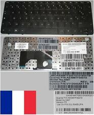 Clavier Azerty Français HP MINI 210 NM7 SG-35400-2FA 594706-051 V112046AK1 Noir