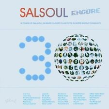 SALSOUL 30TH: ENCORE (NEW CD)