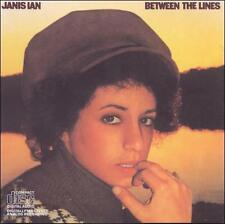 Janis Ian - Between the Lines - CD - At Seventeen, Water Colors, More....