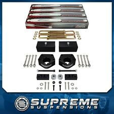 "1986-1995 Toyota IFS Pickup 3"" F + 2"" R Lift Kit + Shocks + Diff Drop 4x4 PRO"