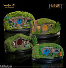 Weta - The Hobbit: An Unexpected Journey – First 4 Hobbit Holes Environments