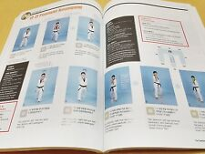 The Textbook of Taekwondo Poomsae (Korean/English technical guide book with DVD)
