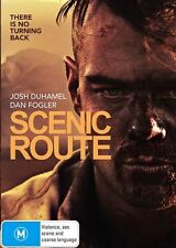Scenic Route - New/Sealed DVD Region 4