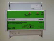 MERTEN KNX EIB MTN683329 Power Supply 160 REG-K