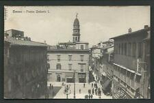 Arezzo : Piazza Umberto I° - cartolina indicativamente anni ' 30