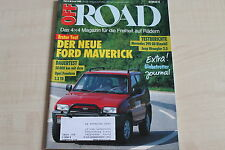164636) Mercedes 290 GD Bimobil im TEST - OFF Road 06/1993