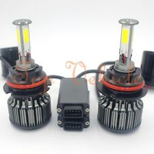 180W 18000LM LED Headlight Kit 9004 HB1 Hi/Low Beam Bulbs White 6000K High Power